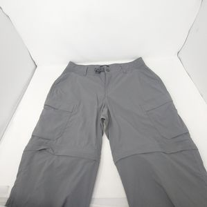 REI Athletic Zip Off Cargo Pants Women's Size 10